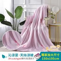 鋪棉涼被/四季被5X6.5尺|3M專利天絲吸濕排汗|陽光旅行